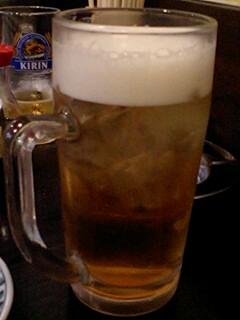 焼酎ビール