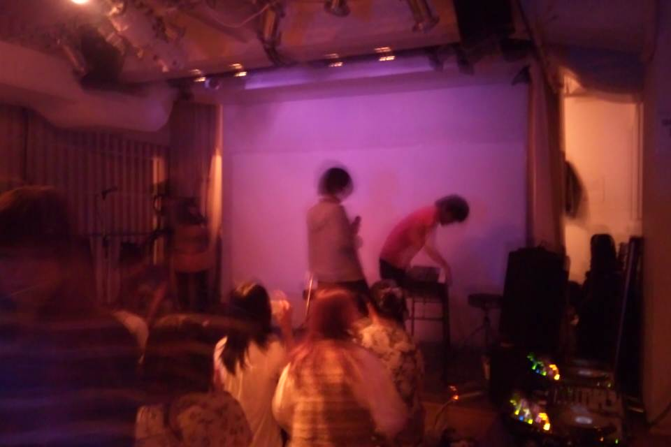 高田馬場live Cafe  Mono